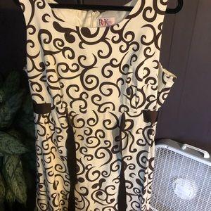 R & K Women's Dress